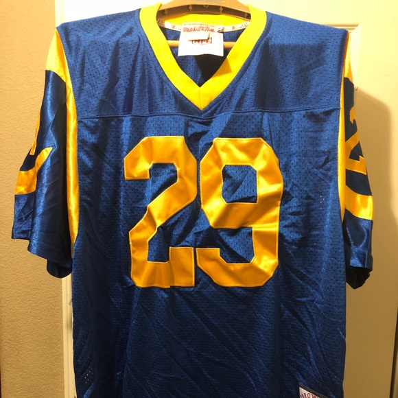 new product 74fa8 7392f Men's Throwback Football Jersey NWT